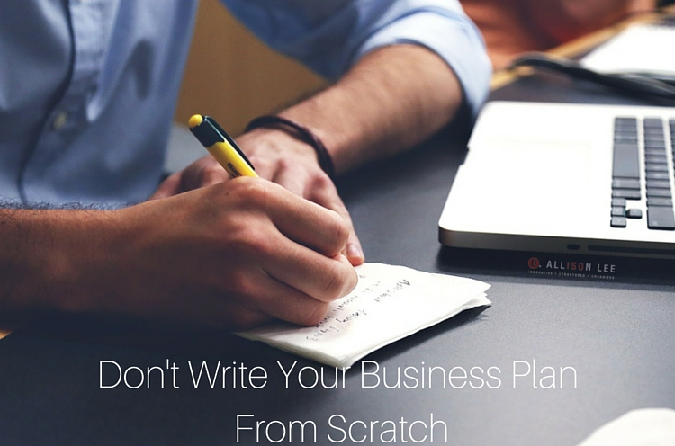 Write Your Business Plan With @enloop