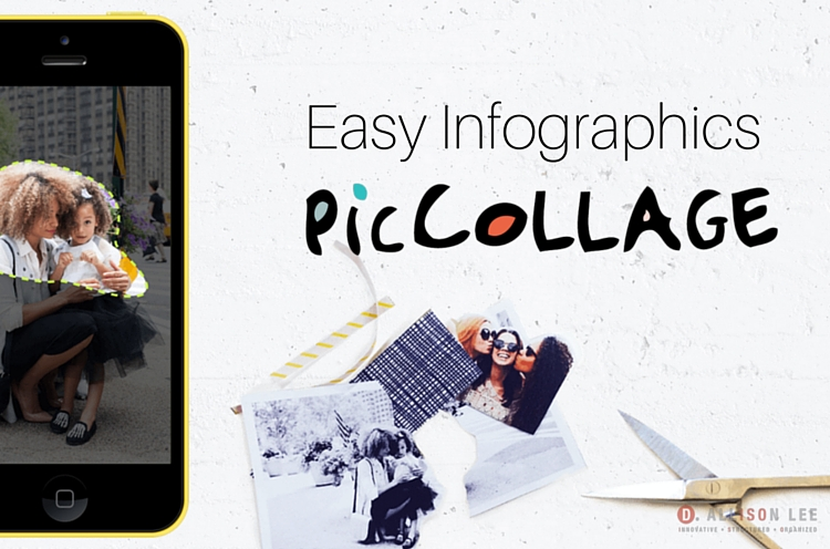 Create Easy Infographics With The PicCollage App