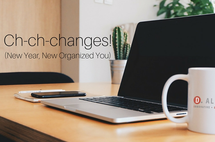 Get Organized in the New Year
