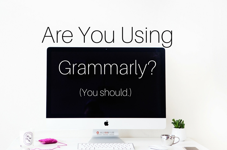 Improve The Quality Of Your Blog Posts With Grammarly