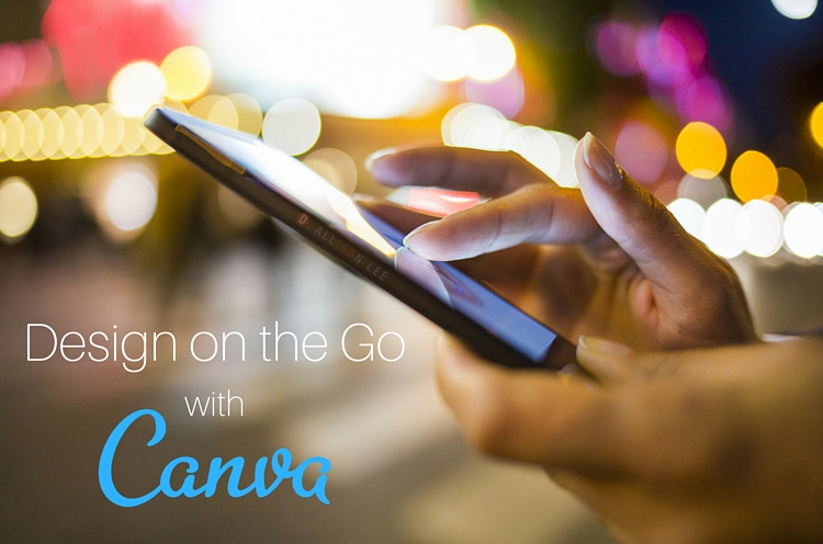 Canva For IPhone | DAllisonLee.com