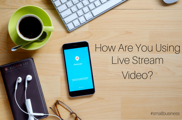 Live Stream Video Marketing