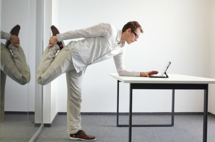 stand up productivity
