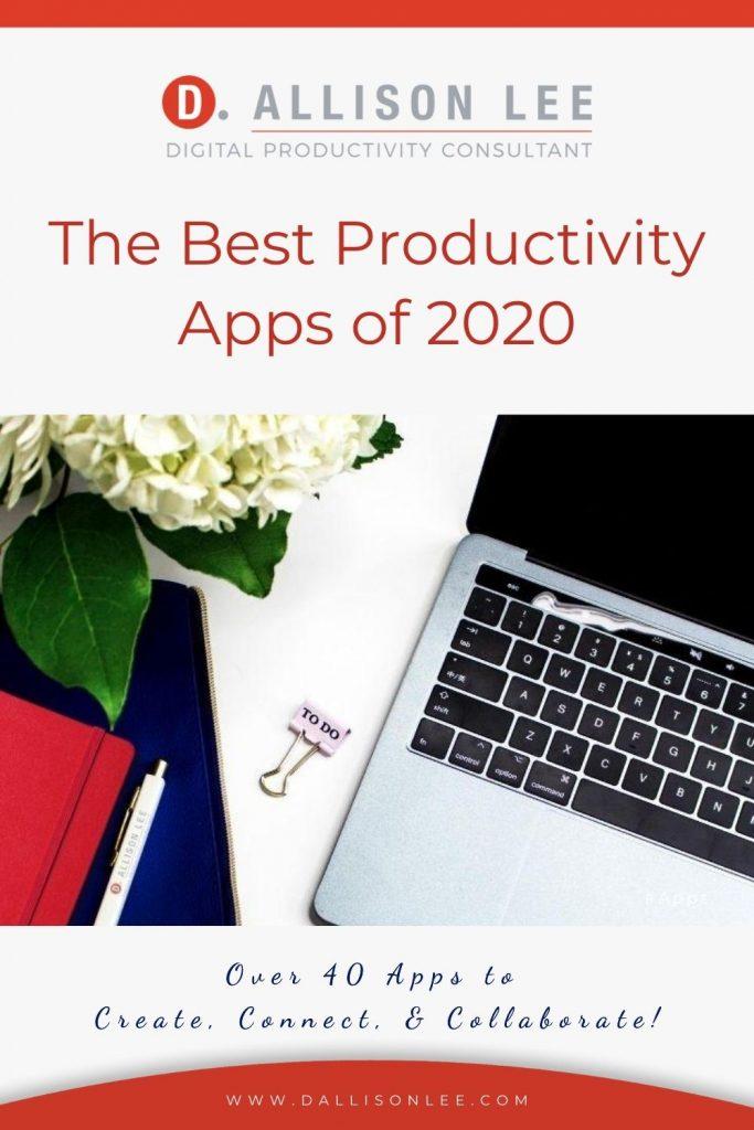 best-productivity-apps-dallisonlee.com